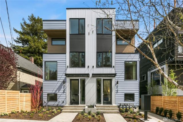 212 25th Ave E A, Seattle, WA 98122 (#1298340) :: Homes on the Sound