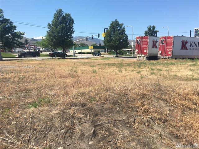 0 S Wenatchee Ave, Wenatchee, WA 98801 (#1298350) :: Ben Kinney Real Estate Team