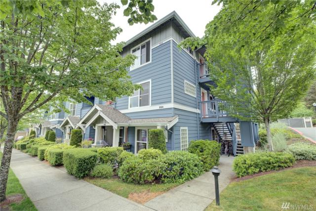 1698 25th Place NE #204, Issaquah, WA 98029 (#1298410) :: NW Homeseekers