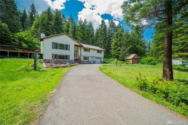 830 Big Horn Wy, Cle Elum, WA 98922 (#1298496) :: Real Estate Solutions Group