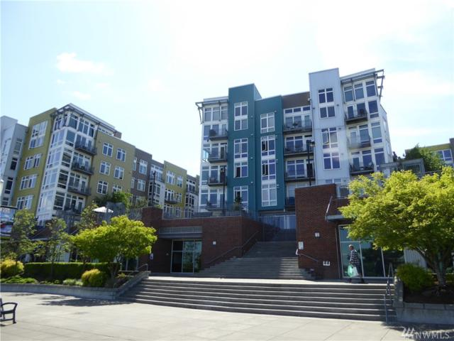 1705 Dock St #556, Tacoma, WA 98402 (#1298616) :: Homes on the Sound