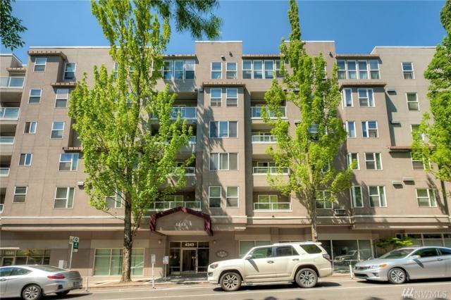 4343 Roosevelt Wy NE #310, Seattle, WA 98105 (#1298692) :: The DiBello Real Estate Group