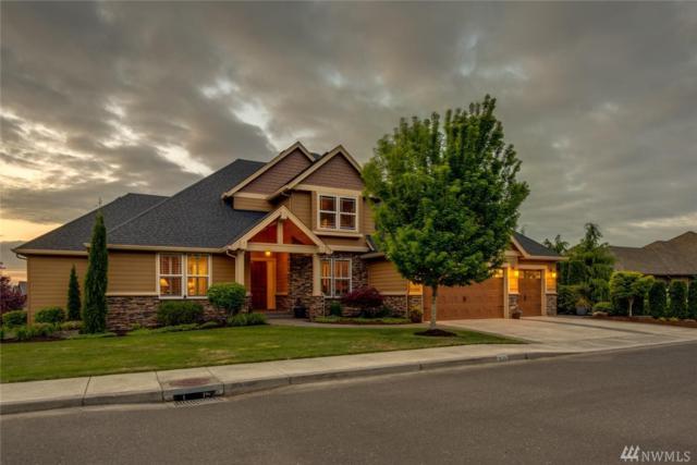 1039 NW 36th Cir, Camas, WA 98607 (#1298698) :: Homes on the Sound