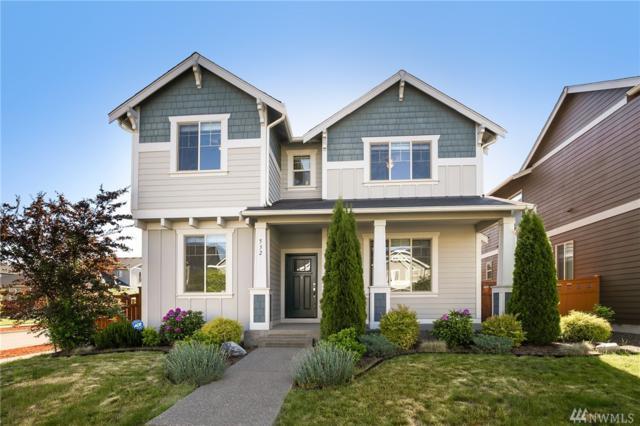 532 Sandalwood Dr SW, Olympia, WA 98502 (#1298858) :: Icon Real Estate Group