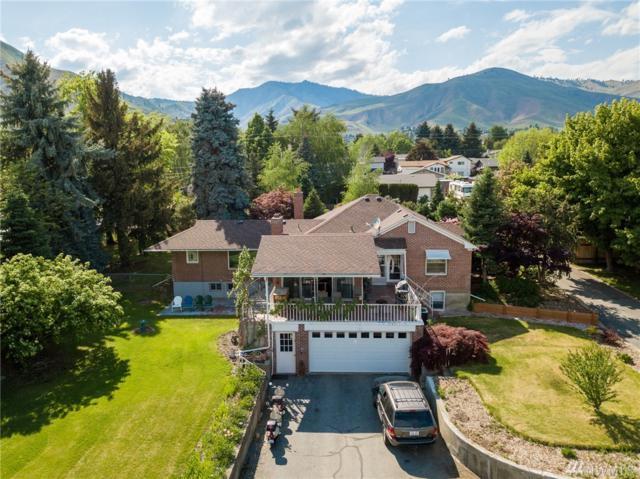 223 N Western Ave, Wenatchee, WA 98801 (#1298932) :: Ben Kinney Real Estate Team