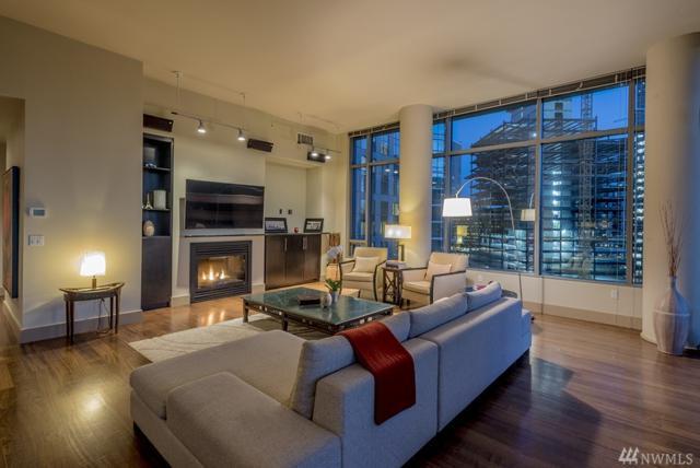 900 Lenora St W1202, Seattle, WA 98121 (#1299060) :: Morris Real Estate Group