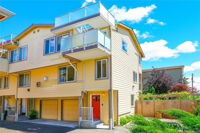 728 N 94th St, Seattle, WA 98103 (#1299200) :: Real Estate Solutions Group