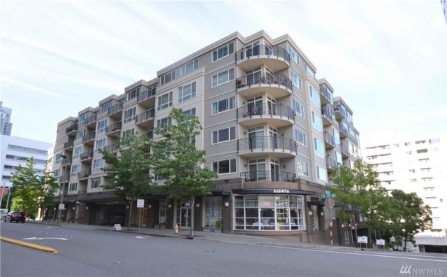 300 110th Ave NE #606, Bellevue, WA 98004 (#1299208) :: The DiBello Real Estate Group