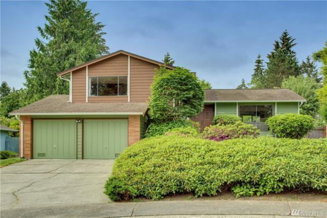 14207 NE 64th Ct, Redmond, WA 98052 (#1299371) :: Real Estate Solutions Group