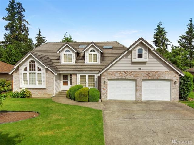 1525 29th Place SE, Puyallup, WA 98374 (#1299470) :: Real Estate Solutions Group