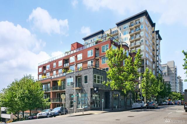 2607 Western Ave #210, Seattle, WA 98121 (#1299775) :: The DiBello Real Estate Group