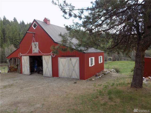 1111 Tbd Frosty Creek Rd, Tonasket, WA 98855 (#1299800) :: Crutcher Dennis - My Puget Sound Homes