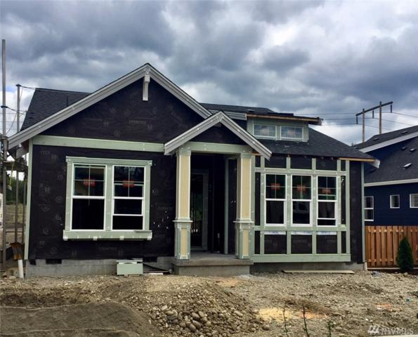 3730 Oakwood (Lot 33) St SE, Lacey, WA 98513 (#1299988) :: Morris Real Estate Group