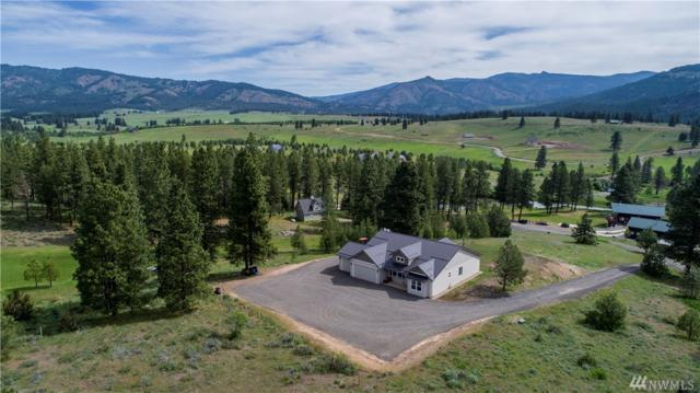 2246 Hidden Valley Rd, Cle Elum, WA 98922 (#1300160) :: The Home Experience Group Powered by Keller Williams