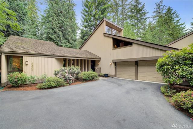 2409 209th Ave NE, Sammamish, WA 98074 (#1300328) :: Real Estate Solutions Group