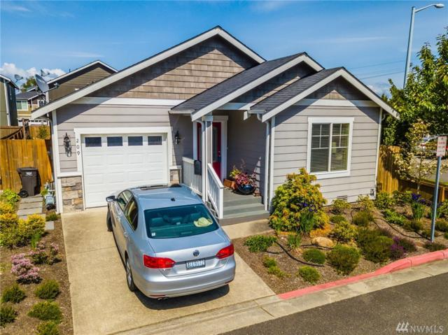 209 93rd Place SW, Everett, WA 98204 (#1300363) :: Homes on the Sound