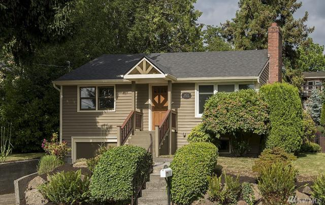 6824 46th Ave NE, Seattle, WA 98115 (#1300434) :: Real Estate Solutions Group