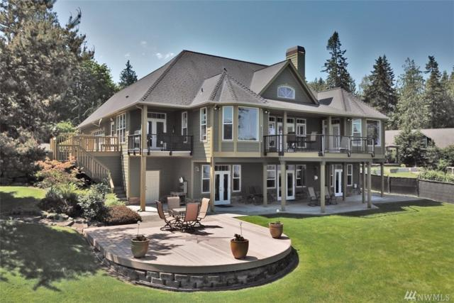 342 Schoolhouse Point Lane, Sequim, WA 98382 (#1300462) :: Real Estate Solutions Group