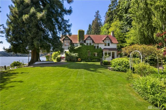 11520 Dolphin Point Trail SW, Vashon, WA 98070 (#1300489) :: Real Estate Solutions Group