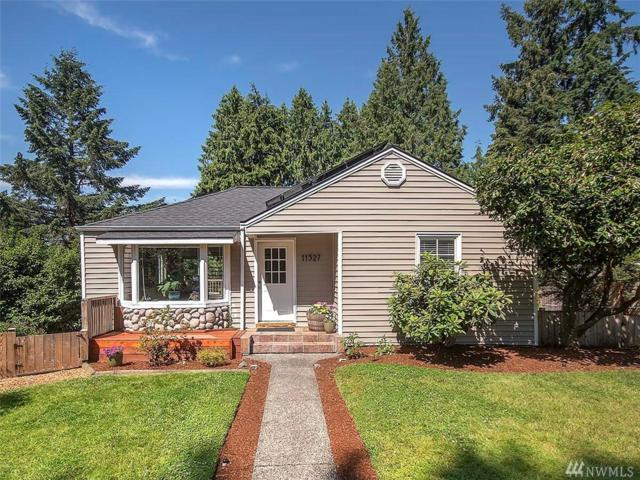 11527 39th Ave NE, Seattle, WA 98125 (#1300591) :: Real Estate Solutions Group