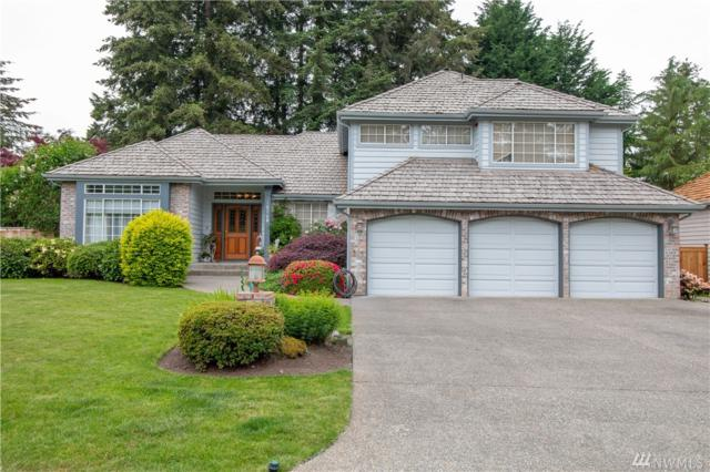16708 92nd Av Ct E, Puyallup, WA 98375 (#1301341) :: Homes on the Sound