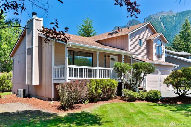 400 NE 4th St, North Bend, WA 98045 (#1301579) :: Homes on the Sound