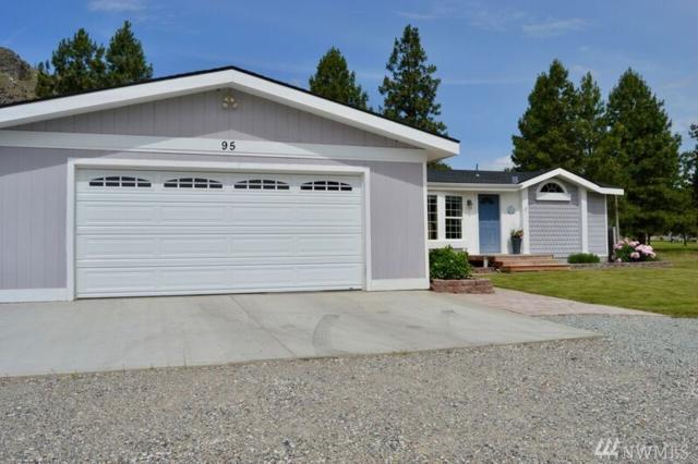 95 Golf Course Dr, Pateros, WA 98846 (#1301583) :: Costello Team