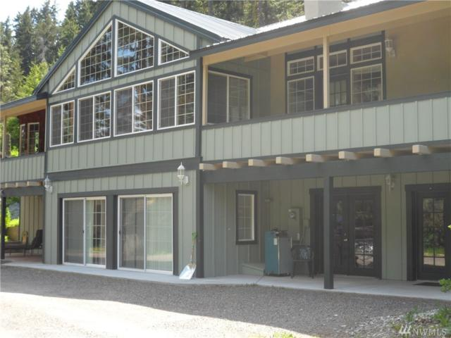 9430 N Fork Rd N, Cashmere, WA 98815 (#1302106) :: Homes on the Sound