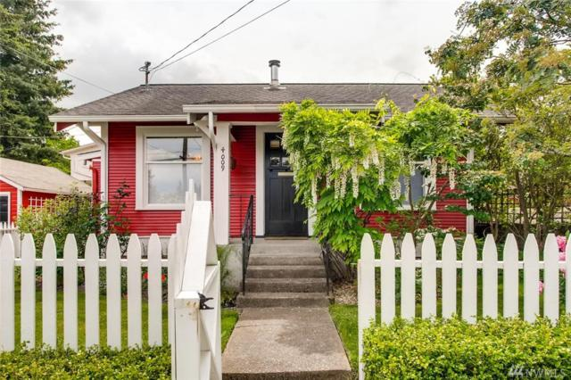 4009 SW Hanford St, Seattle, WA 98116 (#1302207) :: Real Estate Solutions Group