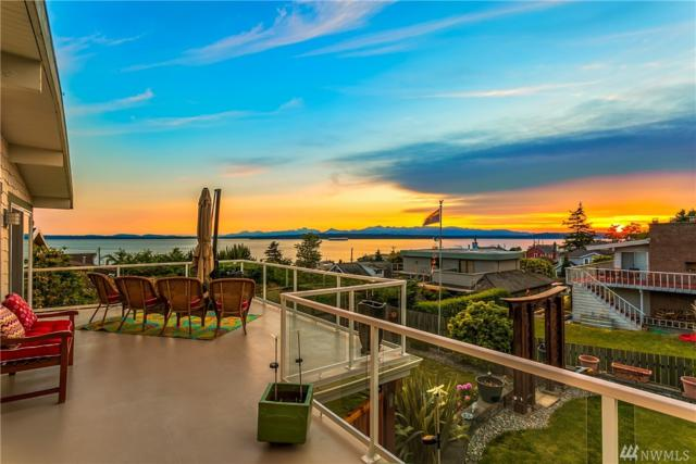 2512 NW 193rd Place, Shoreline, WA 98177 (#1302750) :: Real Estate Solutions Group