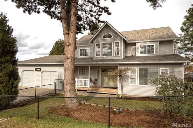 1018-N 31st St, Renton, WA 98056 (#1302770) :: Real Estate Solutions Group