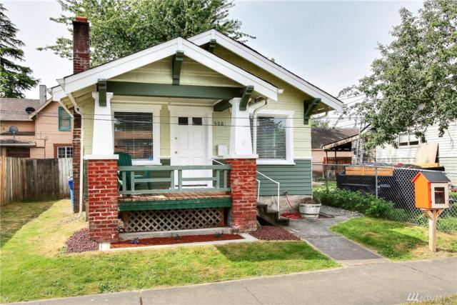 508 S 36th St, Tacoma, WA 98418 (#1303172) :: Real Estate Solutions Group