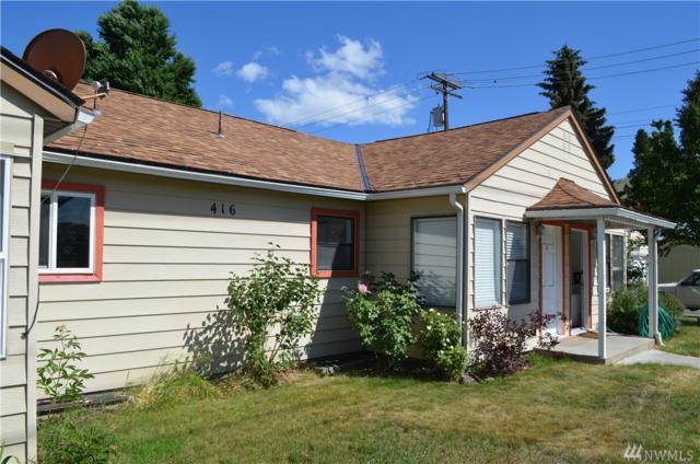 416 N Cedar #3, Chelan, WA 98816 (#1303389) :: Nick McLean Real Estate Group