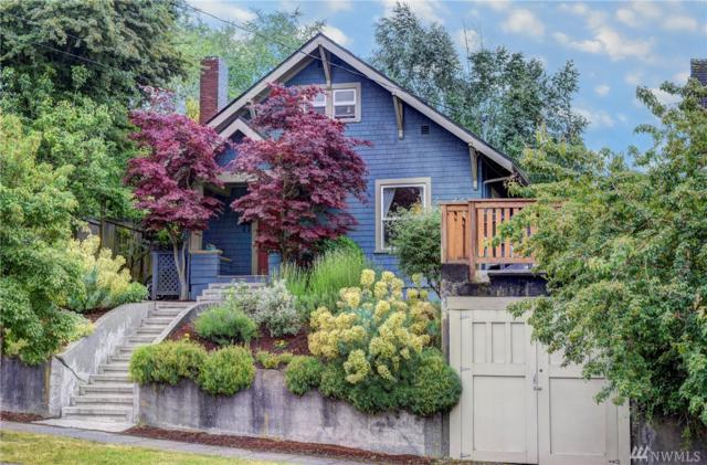 107 N 79th St, Seattle, WA 98103 (#1303622) :: Real Estate Solutions Group