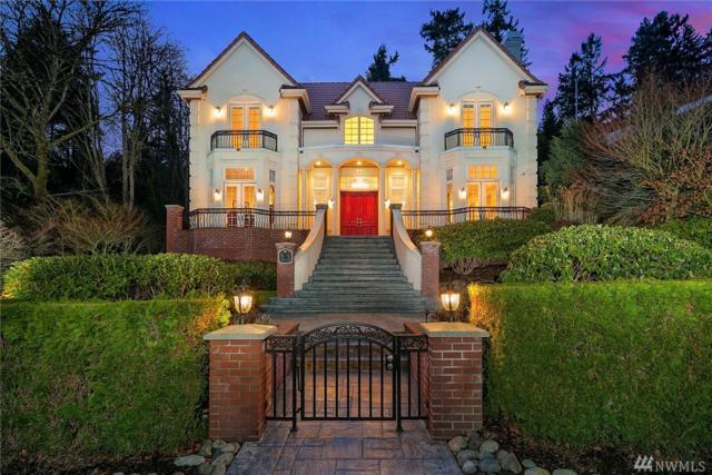 5632 E Mercer Wy, Mercer Island, WA 98040 (#1303944) :: McAuley Real Estate