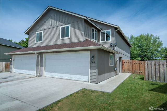 327 Pacific Lp, Kittitas, WA 98934 (#1303975) :: Coldwell Banker Kittitas Valley Realty