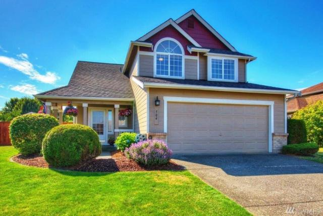 504 Callendar St NW, Orting, WA 98360 (#1304277) :: Real Estate Solutions Group