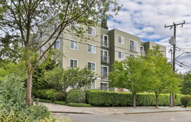 800 N Allen Place #204, Seattle, WA 98103 (#1304320) :: Real Estate Solutions Group