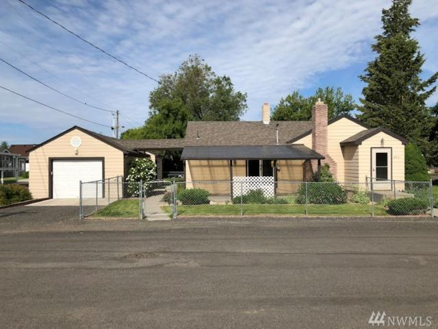 802 1st St, Davenport, WA 99122 (#1304333) :: Real Estate Solutions Group