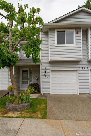 2218 S 336th St #603, Federal Way, WA 98003 (#1304653) :: Real Estate Solutions Group