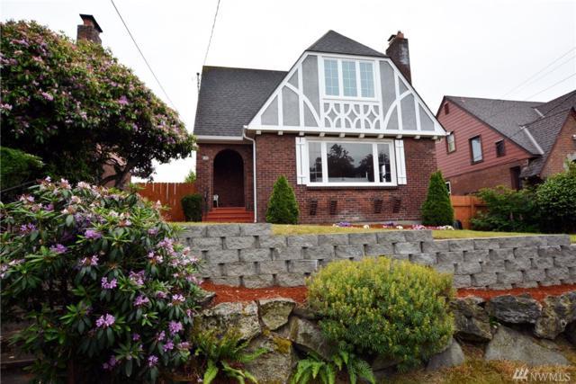 535 NE 80th St, Seattle, WA 98115 (#1304707) :: Homes on the Sound