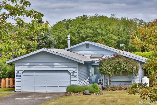 739 Gleason Lane, Langley, WA 98260 (#1304835) :: Keller Williams Realty
