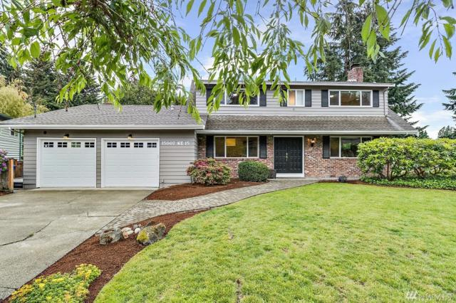 15007 NE 15th St, Bellevue, WA 98007 (#1305043) :: Real Estate Solutions Group