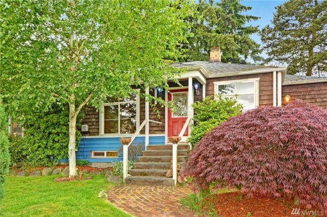 9527 12th Ave NW, Seattle, WA 98117 (#1305236) :: Real Estate Solutions Group