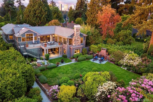 8723 Ridge Rd, Medina, WA 98039 (#1305247) :: Crutcher Dennis - My Puget Sound Homes