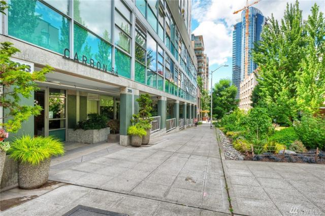 2015 Terry Ave #309, Seattle, WA 98121 (#1305424) :: Real Estate Solutions Group