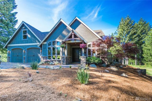 4912 NE Littlefield Dr, La Center, WA 98629 (#1305447) :: Crutcher Dennis - My Puget Sound Homes