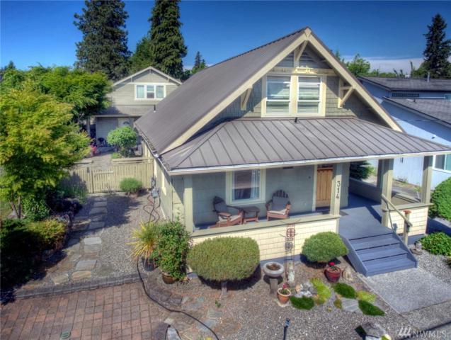 314 Tenth Ave W, Kirkland, WA 98033 (#1305459) :: The DiBello Real Estate Group