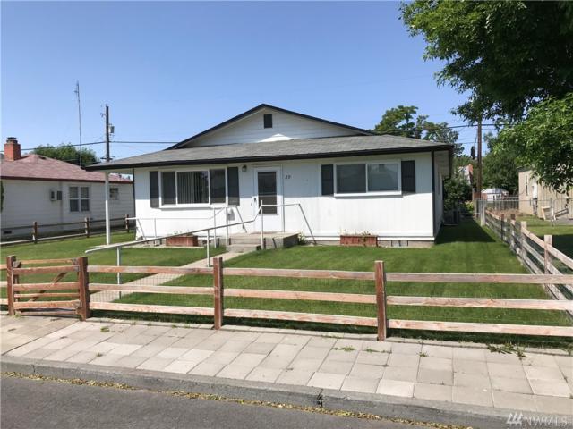 29 G St SE, Ephrata, WA 98823 (#1305502) :: Icon Real Estate Group
