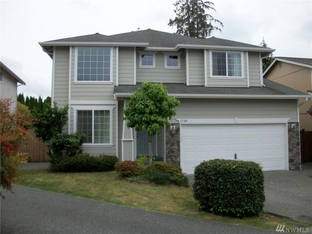 1504 151st St SW #11, Lynnwood, WA 98087 (#1305562) :: Real Estate Solutions Group